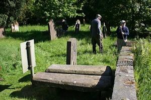 Kirkconnell gravestones