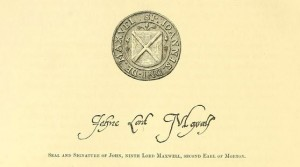 Maxwell's seal